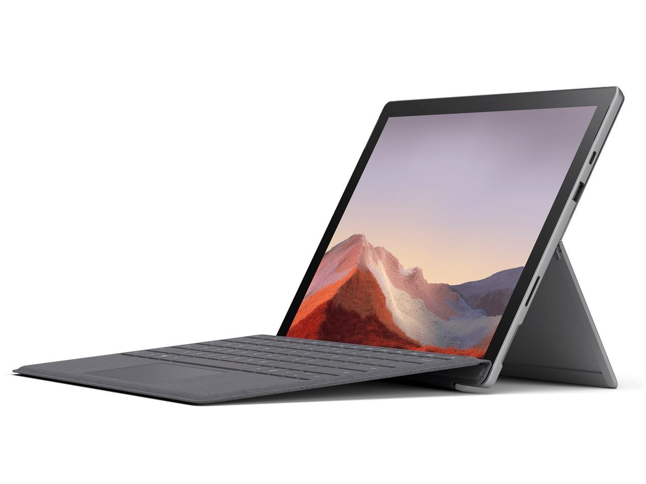 Surface Pro 7 Platinum, Intel Core i3, 4GB, 128GB