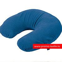 Флисовая подушка-подголовник