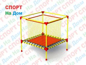 Батут-манеж Leco-IT Home Домашний 100 х 100 см.