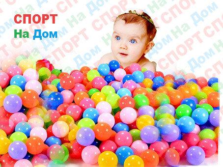 Шарики для сухого бассейна 500 шт (Россия), фото 2