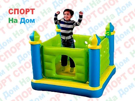 """Детский надувной игровой центр """"Замок"""" батут Intex 48257 - фото 1"""