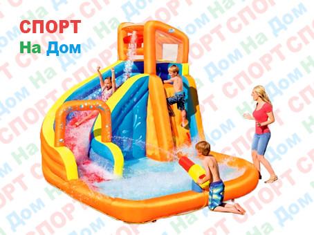 Игровой центр аквапарк Bestway 53301 ( Габариты: 365 х 320 х 270 см )
