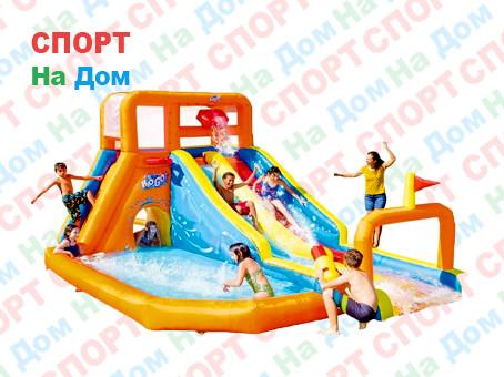 Игровой центр аквапарк Bestway 53305 ( Габариты: 505 х 340 х 265 см )