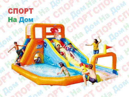 Игровой центр аквапарк Bestway 53305 ( Габариты: 505 х 340 х 265 см ), фото 2