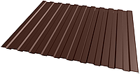 Профлист коричневый 0,24мм
