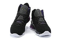 "Игровые кроссовки Nike LeBron XVII (17) ""Lakers"" (36-46), фото 3"