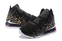 "Игровые кроссовки Nike LeBron XVII (17) ""Lakers"" (36-46), фото 6"