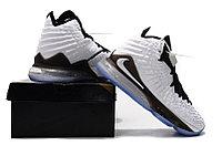 "Игровые кроссовки Nike LeBron XVII (17) ""White"" (36-46), фото 6"