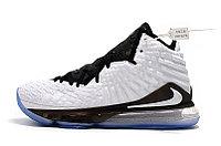 "Игровые кроссовки Nike LeBron XVII (17) ""White"" (36-46), фото 2"