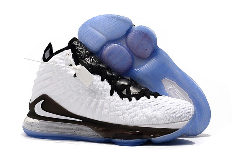 "Игровые кроссовки Nike LeBron XVII (17) ""White"" (36-46)"