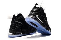 "Игровые кроссовки Nike LeBron XVII (17) ""Black/Silver"" (36-46), фото 5"