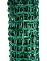 Садовая решётка в рулоне 1x20 м, ячейка 15x15 мм/ Россия (разукомплект), фото 1