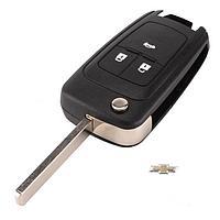 Корпус ключа зажигания на Chevrolet Cruze