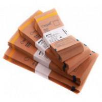 Крафт пакеты для стерилизации инструментов Медтест 75 х150 мм (100 шт)