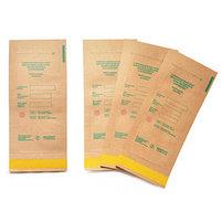Крафт пакеты для стерилизации инструментов Медтест 75 х150 мм (100 шт), фото 2
