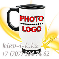 Кружка с логотипом сублимация ( термокружка )