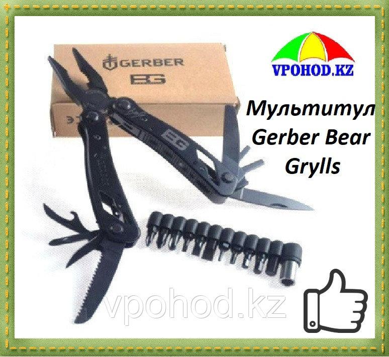 Мультитул Gerber Bear Grylls 21 in 1
