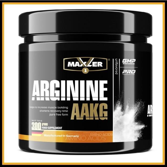 MXL Arginine AAKG 300g