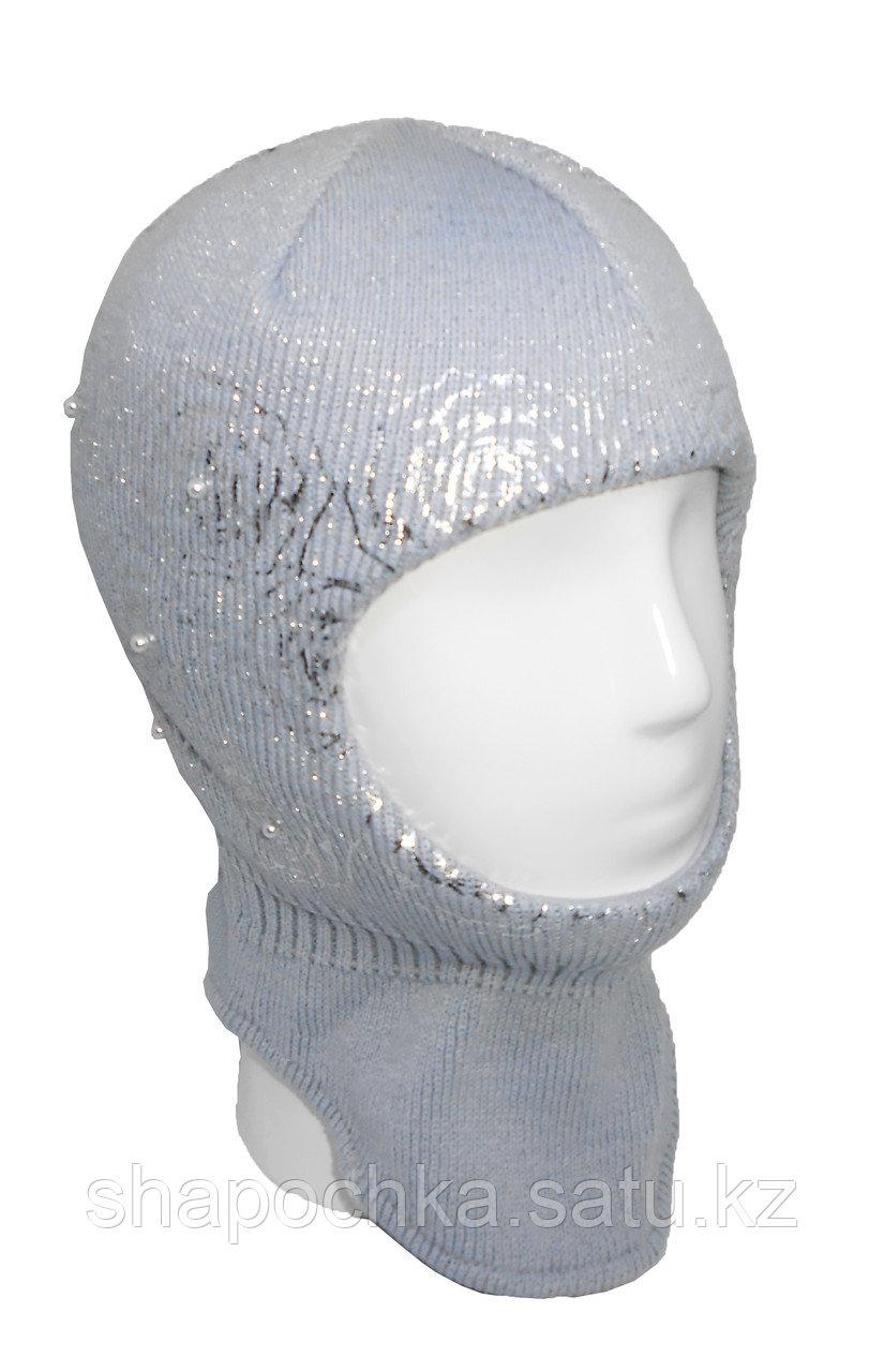Шапка шлем agbo розы