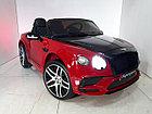 Двухместный лицензионный электромобиль Bentley Continental. Люкс-качество!, фото 2