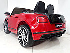 Двухместный лицензионный электромобиль Bentley Continental. Люкс-качество!, фото 5