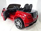 Двухместный лицензионный электромобиль Bentley Continental. Люкс-качество!, фото 6