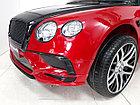 Двухместный лицензионный электромобиль Bentley Continental. Люкс-качество!, фото 9