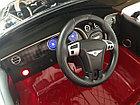 Двухместный лицензионный электромобиль Bentley Continental. Люкс-качество!, фото 10