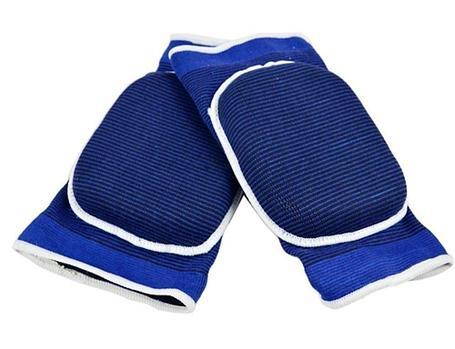 Наколенники волейбольные MUTE sports (серый), фото 2