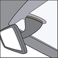 SIKAFAST®-1640. Клей для монтажа зеркал заднего вида