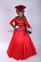 Женские исторические костюмы в аренду