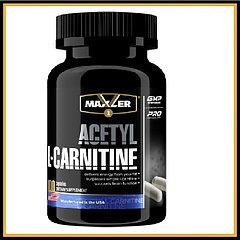 MXL. Acetyl L-Carnitine 100 caps