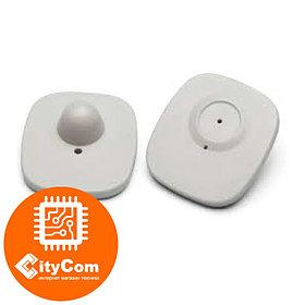 Антикражный датчик E-BF01 белый, Small Square tag RF Арт.4723