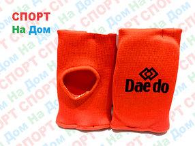 Накладки на руки для каратэ и Джиу-Джитсу (красный) M