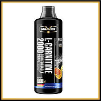 MXL L-Carnitine 1000 ml (Зеленый чай)