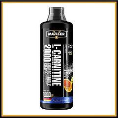 MXL L-Carnitine 1000 ml (Цитрусовый)