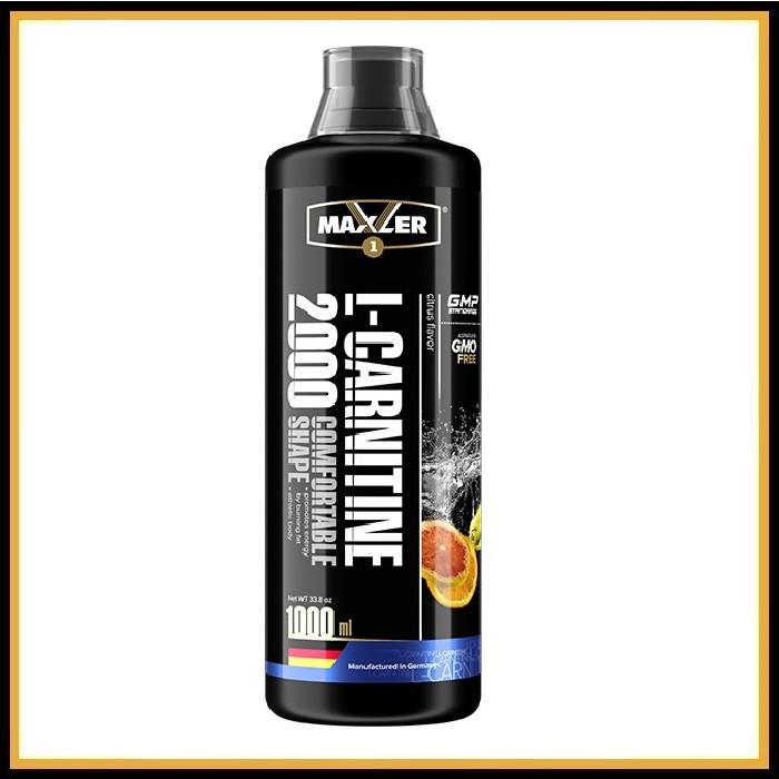 MXL L-Carnitine 1000 ml (Ананасовый)