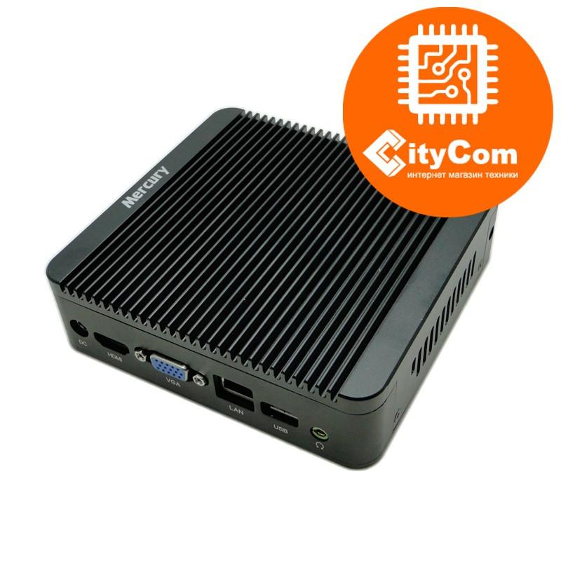 Неттоп Mini PC Mercury Q210-S02. Мини ПК. Nettop. Тонкий клиент.