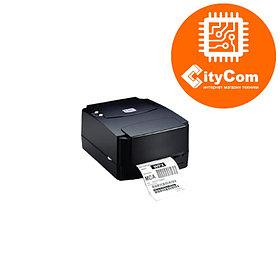 Принтер этикеток TSC TTP-244 PRO термотрансферный маркировочный для штрих кодов, ценников и др. Арт.4851