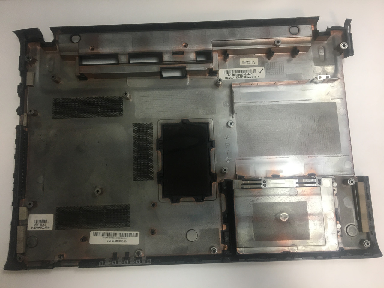 Корпус Sony Vaio SVE151C11V, Cover D, нижняя часть