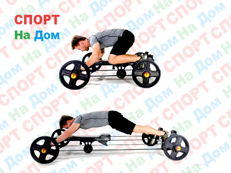 Кроссфит тренажер Fitness Frog
