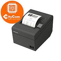 Принтер чеков Epson TM-T60 /T88, 80mm POS термопринтер чековый для магазинов, бутиков, кафе и др. Арт.4878