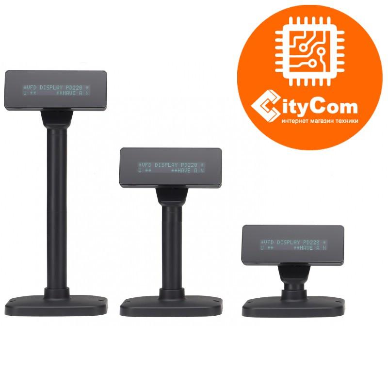 Дисплей покупателя SUNPHOR SUP220X, VFD POS дисплей цен Арт.4834