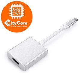Адаптер (переходник) USB Type-C (m) to HDMI (f). Конвертер. Арт.4959