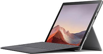 Surface Pro 7 Platinum, Intel Core i5, 8GB, 256GB with Tape Cover
