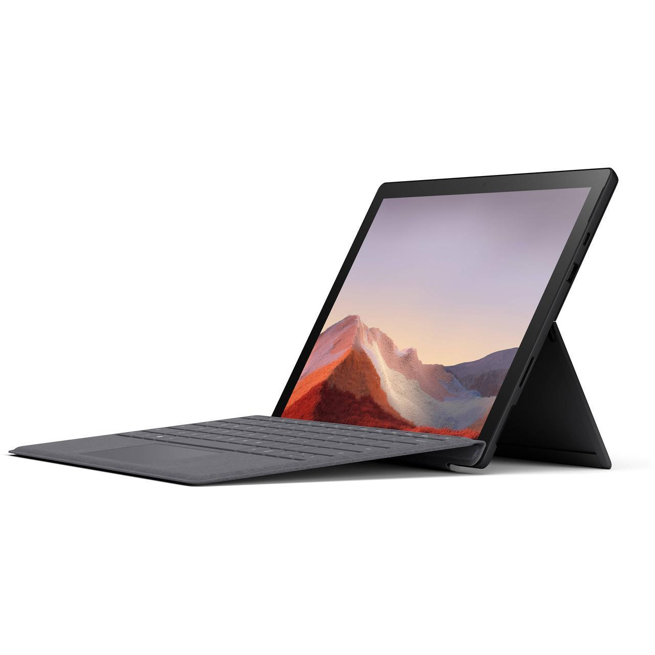 Surface Pro 7 Black, Intel Core i7, 16GB, 256GB