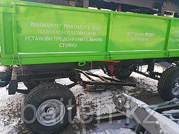 Прицеп тракторный самосвальный 2ПТС-6,5, фото 2