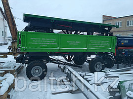 Прицеп тракторный самосвальный  2ПТС-4,5, фото 2