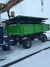 Прицеп тракторный самосвальный  2ПТС-4,5, фото 3