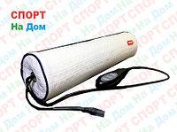Вибромассажная валиковая подушка Conq (белая)